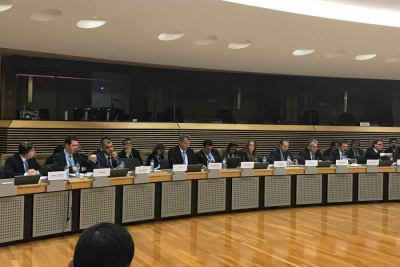 TÜSİAD attended the EU-Turkey High Level Economic Dialogue in Brussels