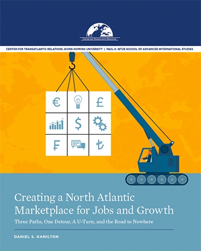 Creating a North Atlantic Marketplace for Jobs and Growth